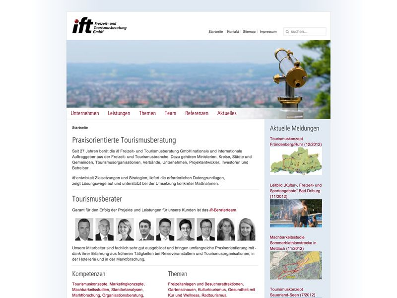 ift Consulting